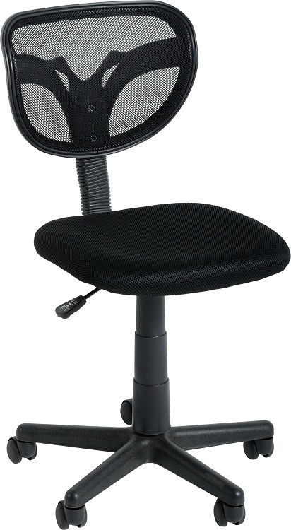 Budget Clifton Computer Chair in Black