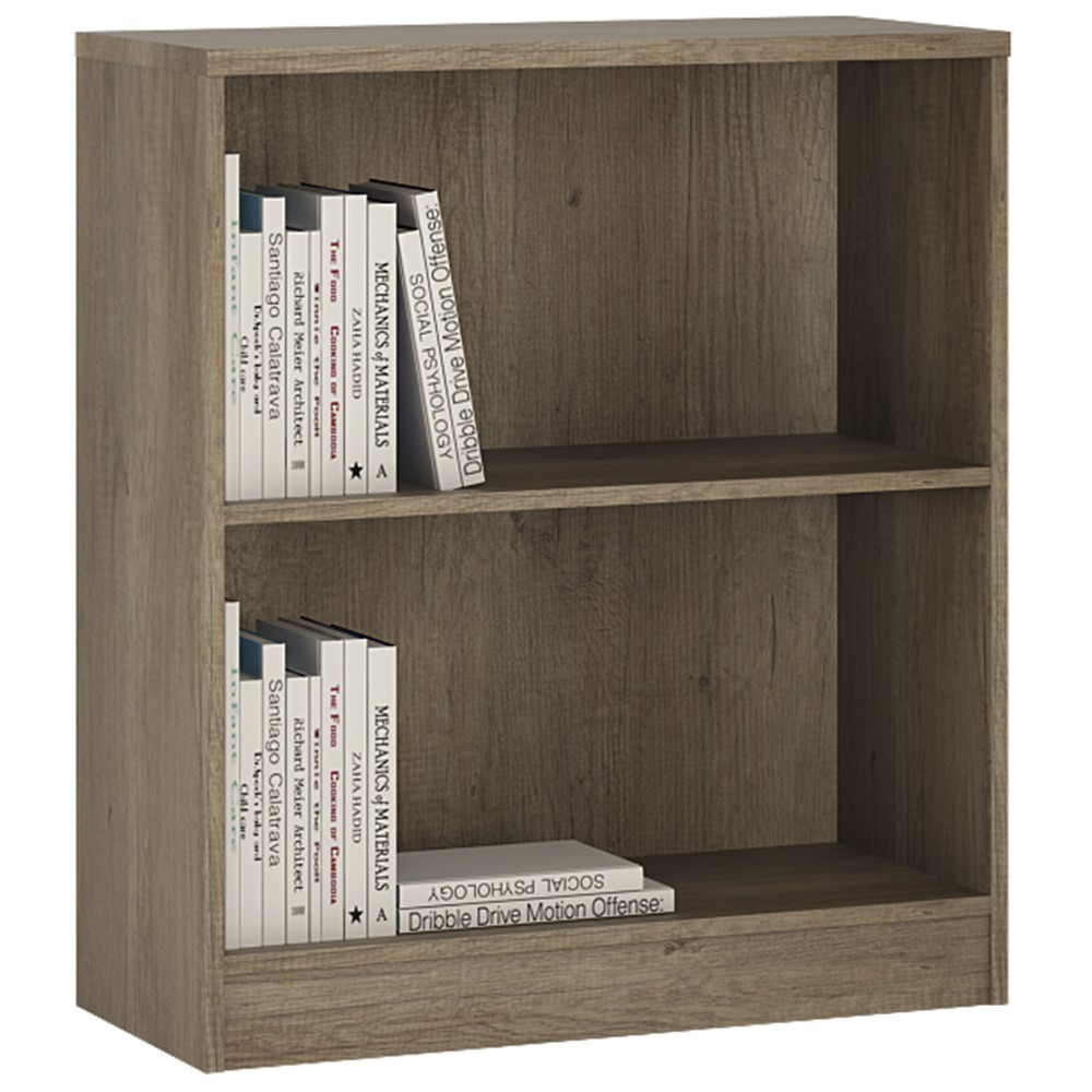 Canyon Low Bookcase