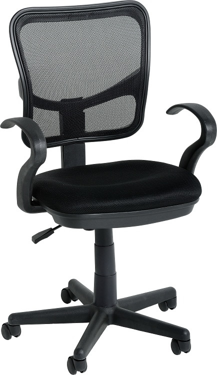 Clifton Computer Chair in Black