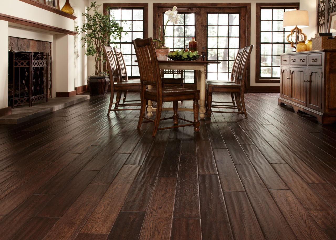 Hardwood Flooring: Traditional, charming and a wise investment
