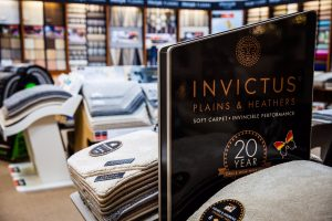 Free fitting of invictus carpets