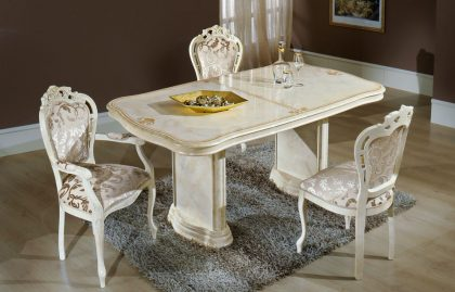 Italian Furniture Dining Table