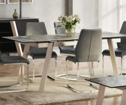 agata dining table