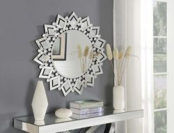 Star Shaped Wall Mirror