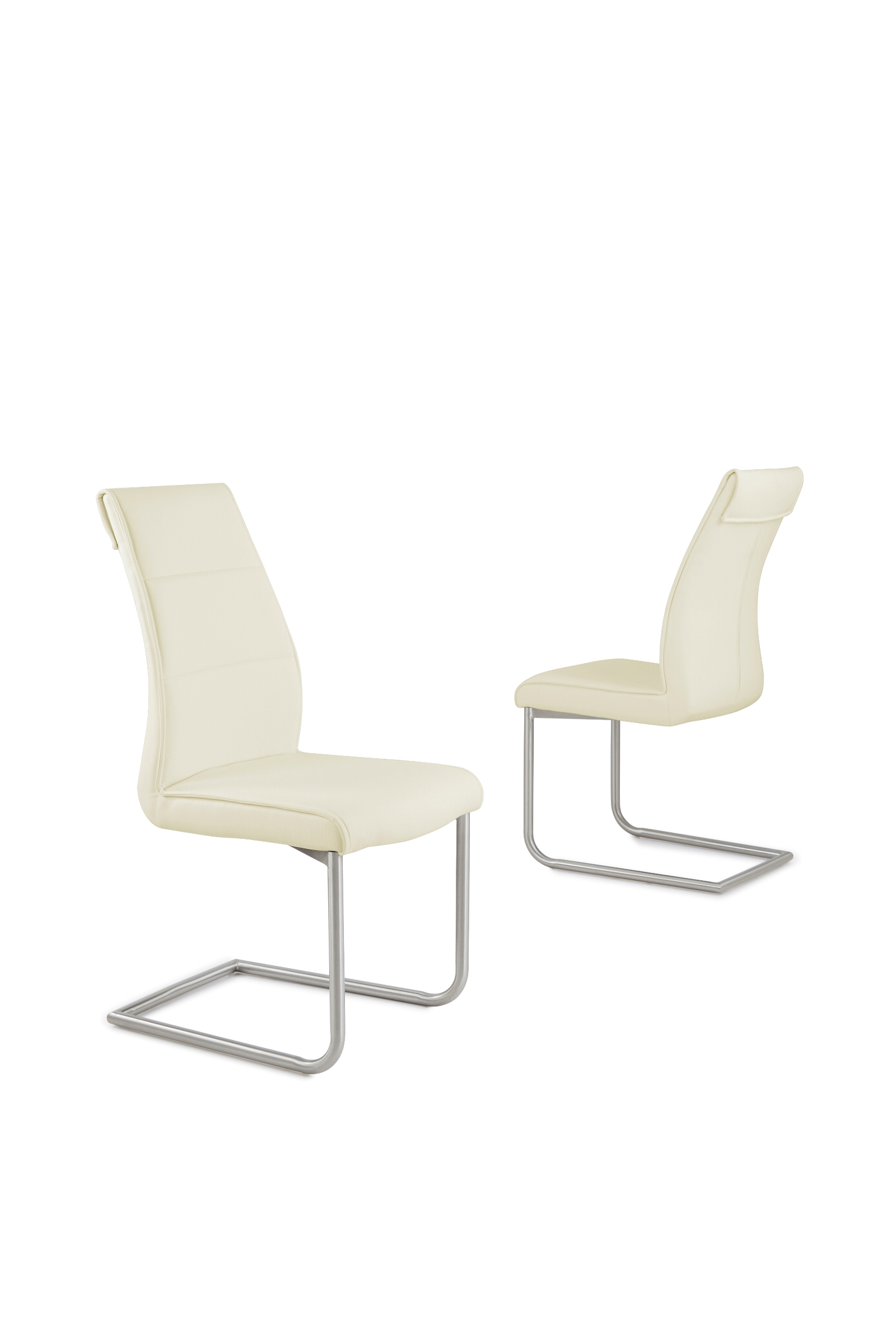 Zayno Cream Chair CH-6652