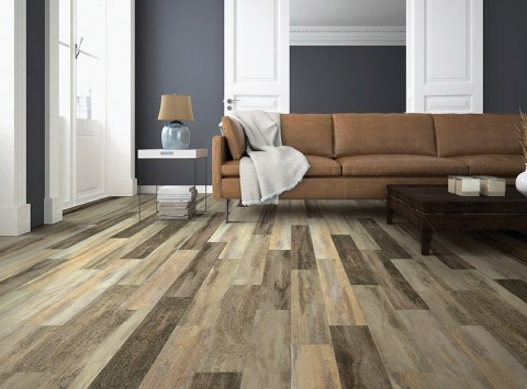 coretec wooden vinyl flooring living room
