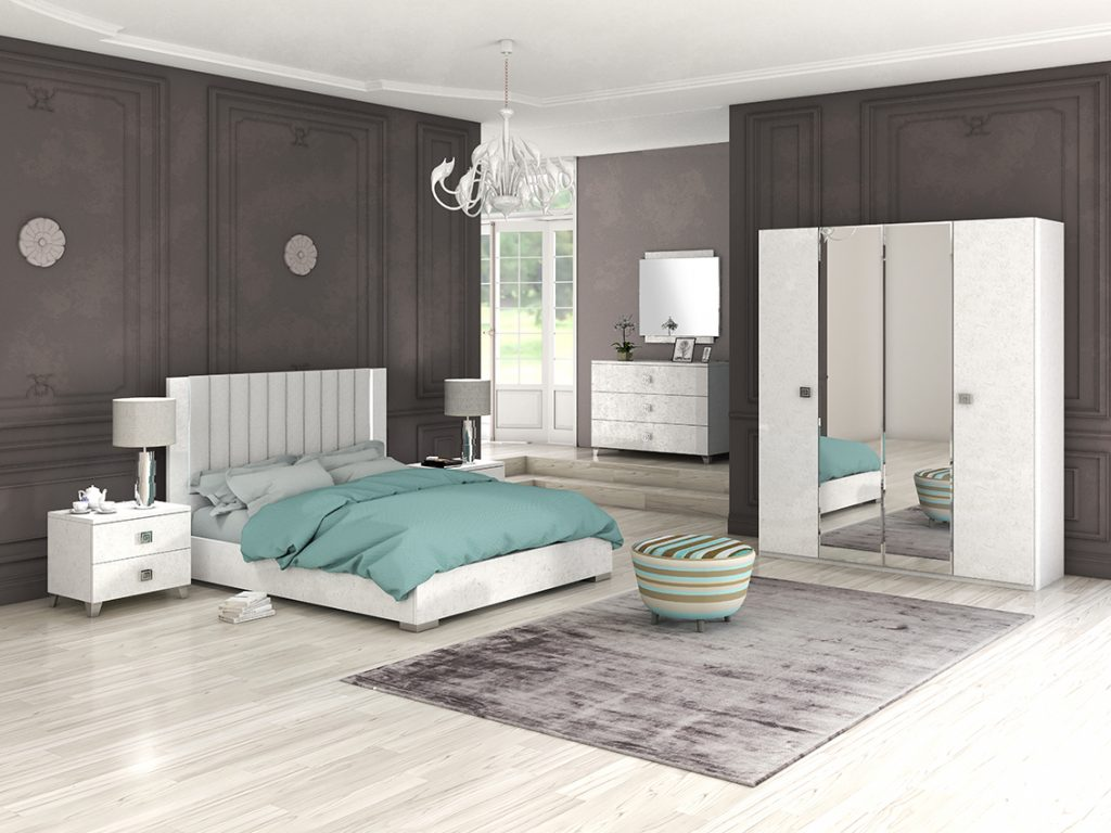 Alexa Bedroom Set San Martino Italian Bedroom Furniture