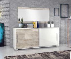 sliding door sideboard san martino italian furniture