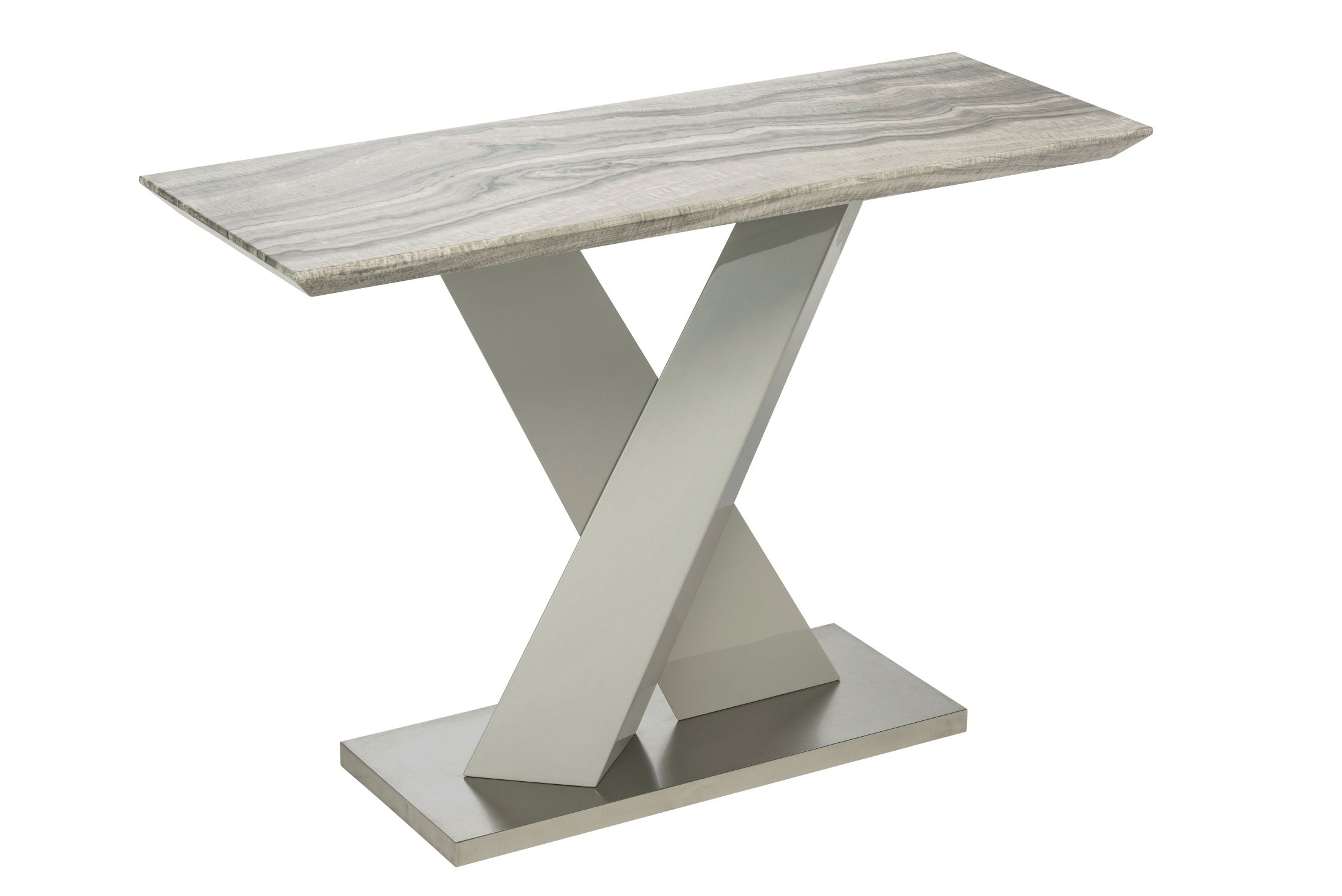 Merano Console Table with Granite Effect Top   Dining Room ...