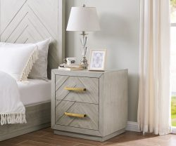 Gilroy Bedside table by Derrys Furniture