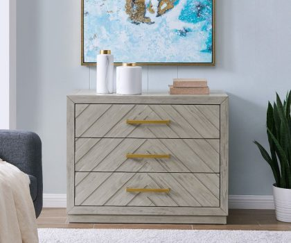 Derrys Furniture Gilroy three drawer chest