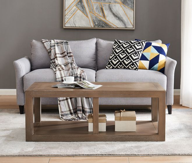 Derrys Valencia wooden coffee table