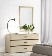 Altea Day 3 Drawer Chest Ivory