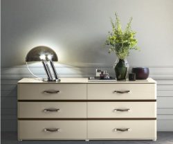 Altea Night 6 drawer chest