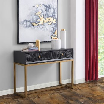 derrys furniture orlando sideboard with two drawers