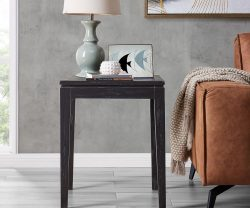 Derrys Furniture Hercules Dark Wood Side Table