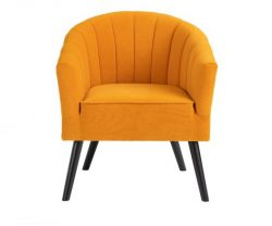 Mustard Yellow Tub Chair