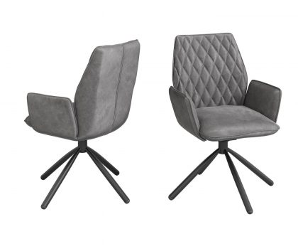 Torelli Zanetti grey dining chair