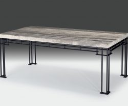 Stone International Brooklyn Dining Table