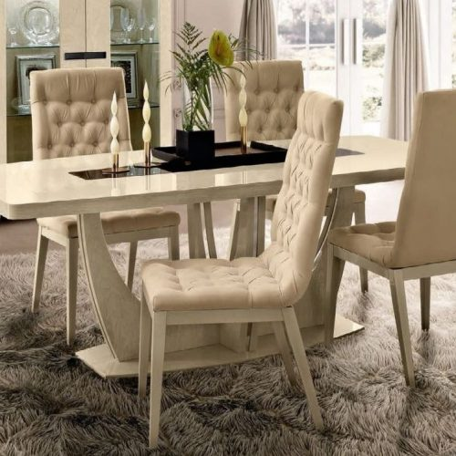 camel group ambra day dining table