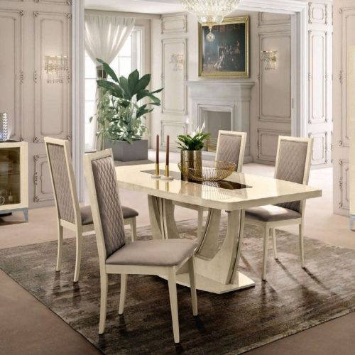 3-1577183783Camel-Ambra-Day-Sand-Birch-Italian-Small-Extending-Dining-Table-and-4-Rombi-Chairs-1