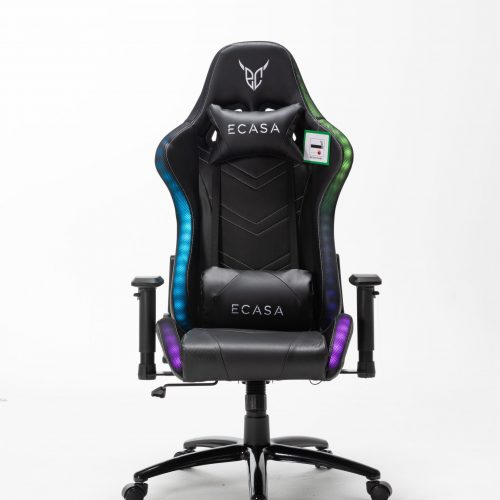 LED Light Gaming Chair