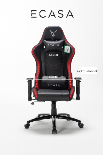 LED Gaming Chair